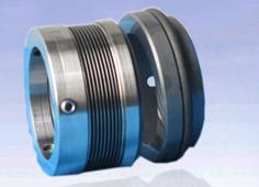 J113型金屬波紋管系列機械密封1